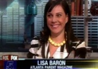 Lisa Baron's book is now available