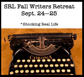 fall writers retreat
