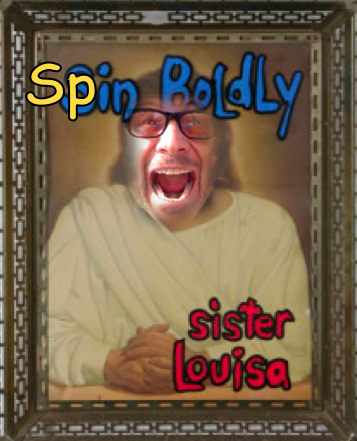 Spin Boldly