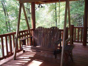 cane creek deck swing